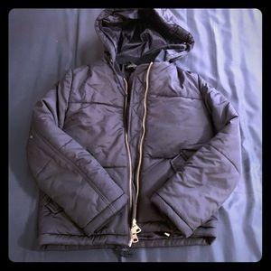 Super cute and warm Topshop jacket